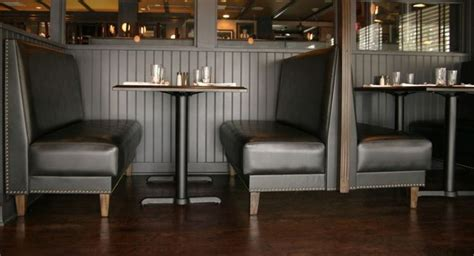 Freestanding Banquette Seating by Booth Banquette Seating Solutions Free Standing And