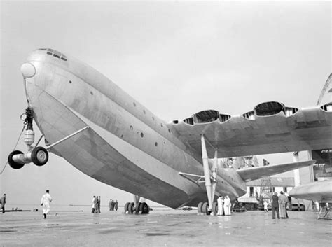 flying boat seaplane saro princess was the swan song of the seaplane