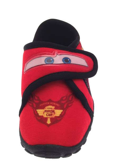 cars slippers for toddlers boys disney cars 3d slippers novelty booties