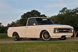 this gorgeous 68 chevy c10 truck by tom argue design is