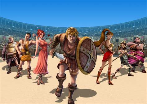 film animowany prawie jak gladiator canal premiery filmowe od 22 do 28 marca 2014