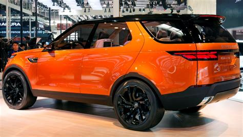 orange land rover discovery 2016 land rover discovery sport review and cars cars