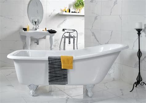 baignoire 60 cm de large baignoire 238 lot antica en acrylique 176x73 cm envie de