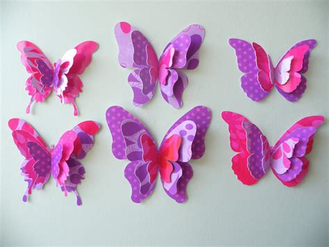 Paper Craft Butterflies - butterfly paper crafts www imgkid the image kid