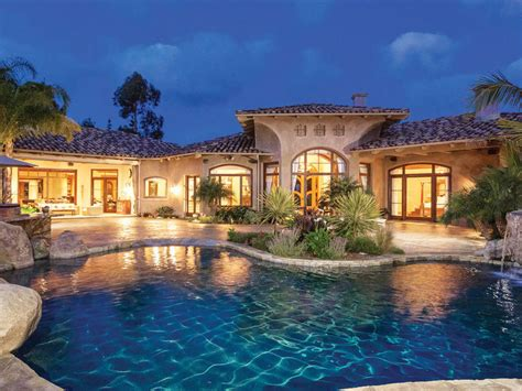 Mediterranean Style Mansions Five Luxurious Mansions You Can Buy From Former Mlb Stars