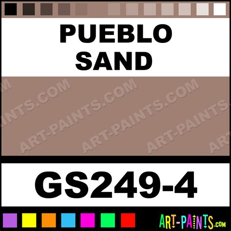 pueblo sand granite ceramic paints gs249 4 pueblo sand paint pueblo sand color