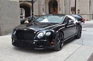Bentley V8 Gt 2016 Bentley Continental Gt V8 S New Bentley New