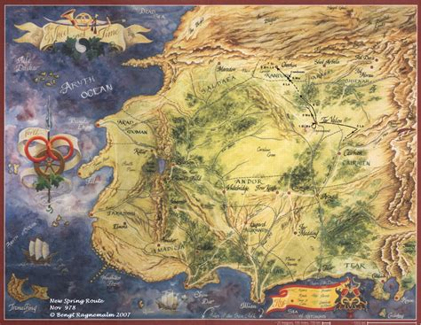 on the s side of heaven books the wheel of time routes