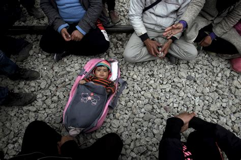 migrant crisis unhcr warns europe migrant crisis unhcr warns europe on brink of self inflicted humanitarian crisis