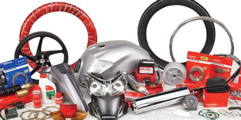 Sparepart Honda info harga suku cadang sparepart motor honda tiger