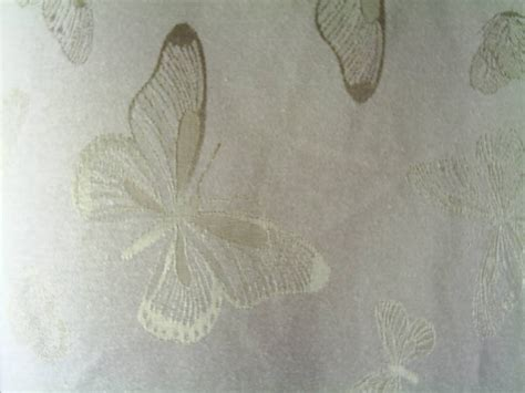 butterfly material for curtains gold butterfly curtain fabric double width 110 quot 280cm ebay