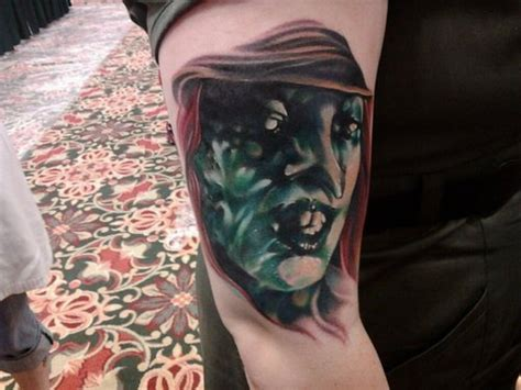 wicked witch of the west tattoo picture at checkoutmyink com