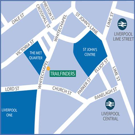 Liverpool Address Finder Travel Agents Liverpool Trailfinders Liverpool Travel Centre