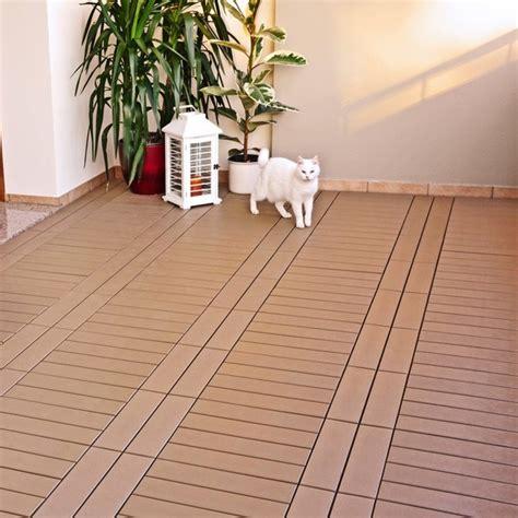 pavimento esterno finto legno pavimento per esterni flottante effetto legno easyplate