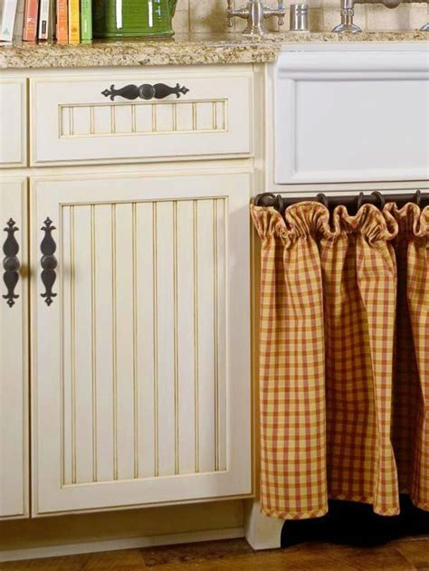 Beadboard Cabinet Door Inserts - 300 best images about conserve w cabinet curtains on