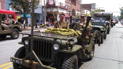 parade jeep annual festival in butler co pays tribute to the