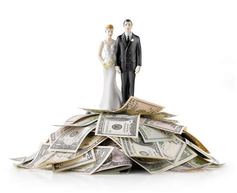 wedding money where do cash gifts go after the wedding chicago tribune