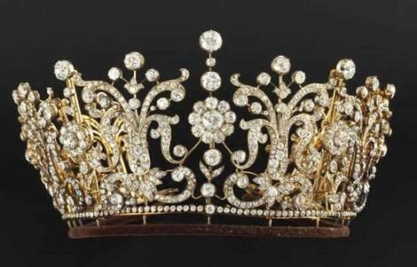 queen s braut queen elizabeth tiara british crown jewels pinterest