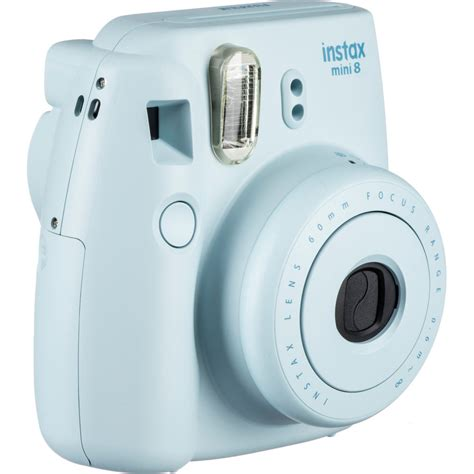 fuji instax mini 8 fuji instax mini 8 instant photo blue w 20 instax