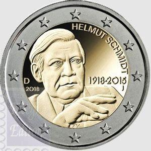 fior di conio monete fior di conio unc 2 germania 2018
