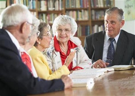 seniors and elders embrace books places for seniors to meet lovetoknow
