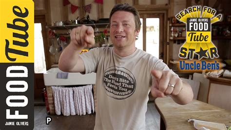 jamies food tube the 071817920x how to make an awesome food tube video jamie oliver uncle ben s youtube