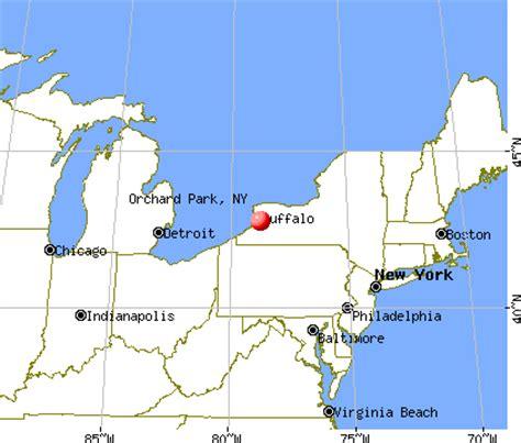 orchard park, new york (ny 14127) profile: population