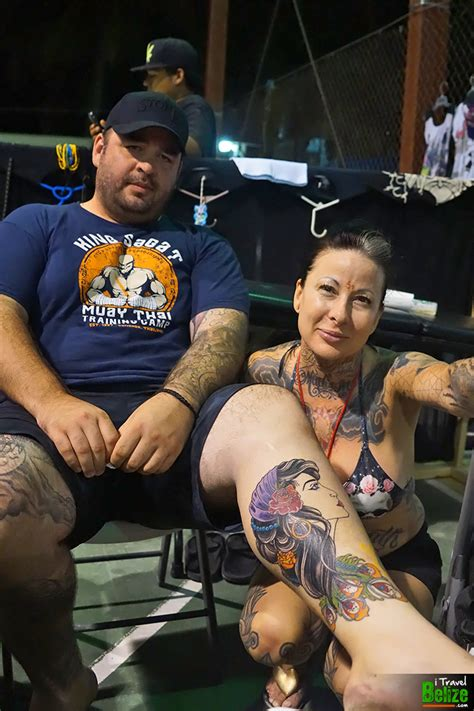 belize tattoo international expo brings ink to in belize