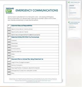 communication checklist template emergency communication checklist wildfiretracker