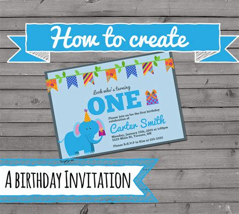 build your online online birthday invitations make your own infoinvitation co