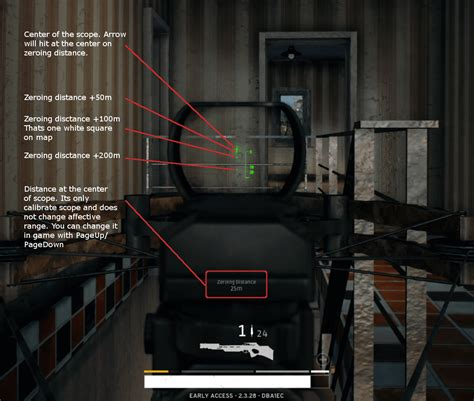 pubg aiming tips reddit crossbow scope description probably will give you