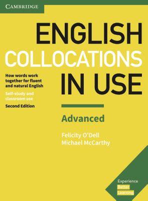 english collocations in use english collocations in use advanced pdf все для студента