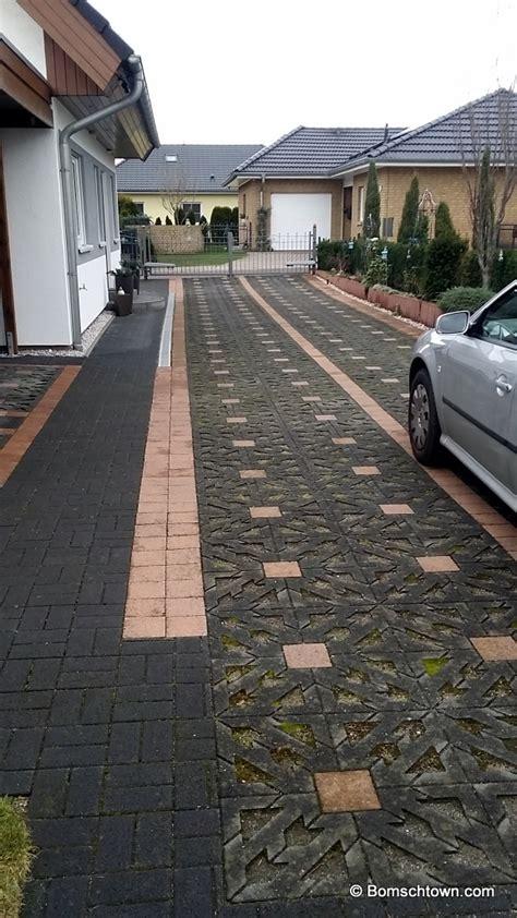 Einfahrt Pflastern Muster by Einfahrt Pflastern Aushub Tragschicht Pflaster