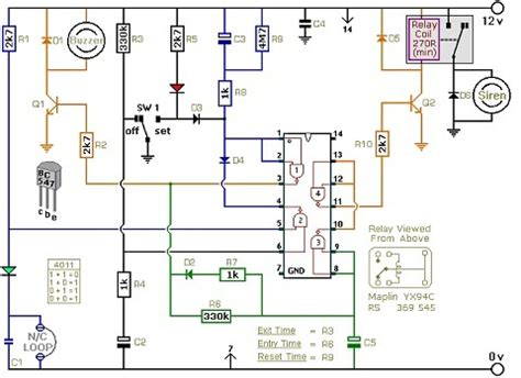 home circuit diagram wiring schematic diagram schematic