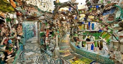 Mosaic Garden Philly by Philly 14 Magic Gardens Mosaics Tour For 2 W