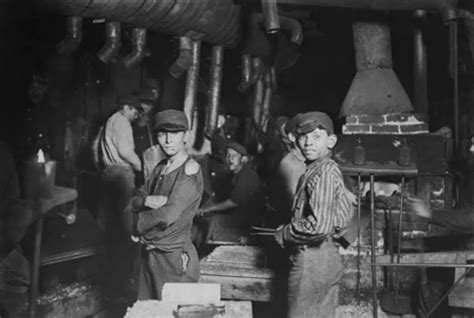 victorian child labor and the conditions they worked in