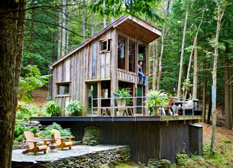 cottages for the weekend high design grid cabins escape from it all in style