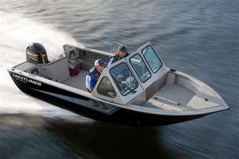 crestliner boats sale crestliner 1850 commander boats for sale boats