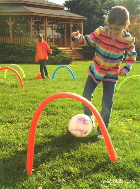 Diy Outdoor Toys To Get Kids Moving Inner Child Fun