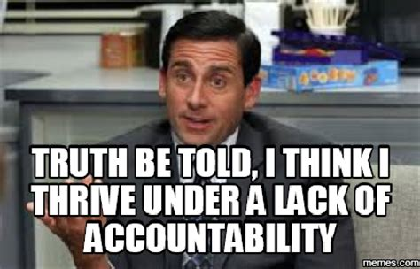 Accountability Meme