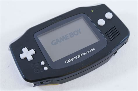 gameboy advance console nintendo boy advance gba handheld system console agb