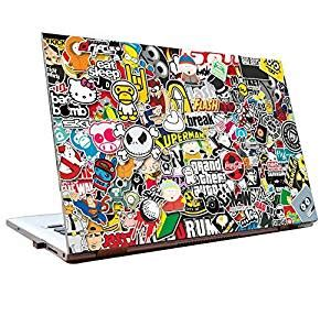 junkyard laptop skins 15.6 inch stickers hd quality