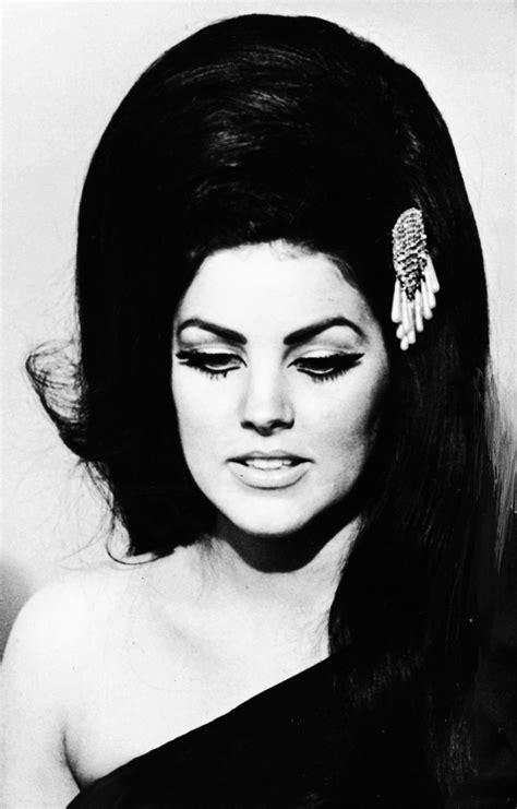 Priscilla Presley Hairstyles | brigitte bardot from the bygone