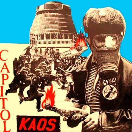 Kaos Sunday Sunday H whydothingshavetochange v a capital kaos 1984