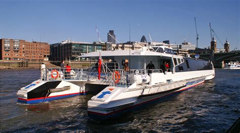 thames clipper river boat express meteor clipper thames clippers river thames london