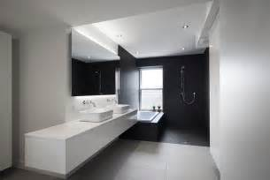 modern white bathrooms black and white bathrooms design ideas decor and accessories