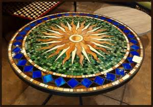 mosaic patio tables 21 ideias de artesanato para mesa de mosaico artesanato