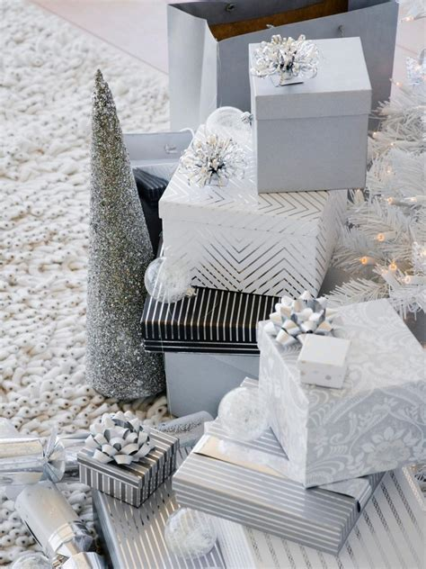 gift wrapping ideas hgtv