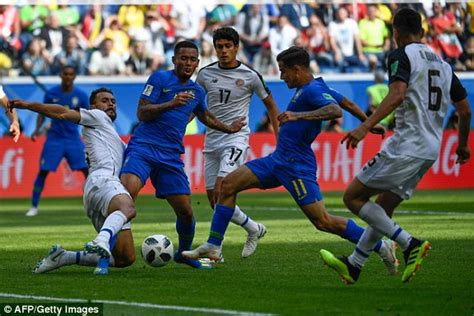 world cup 2018 brazil vs costa rica live score and