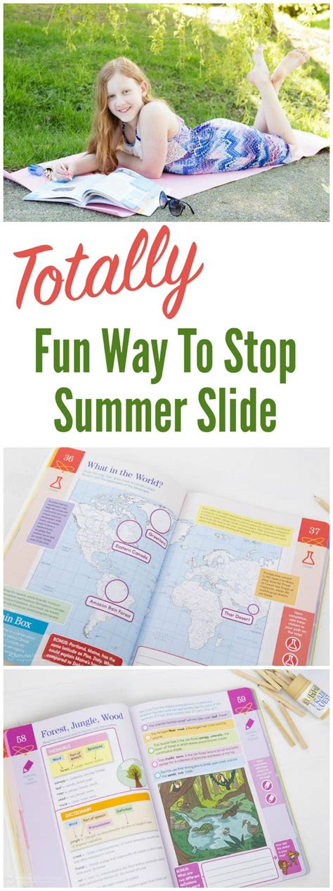 Cool Ways To In Summer by Kid Approved Totally Way To Stop Summer Slide Go On